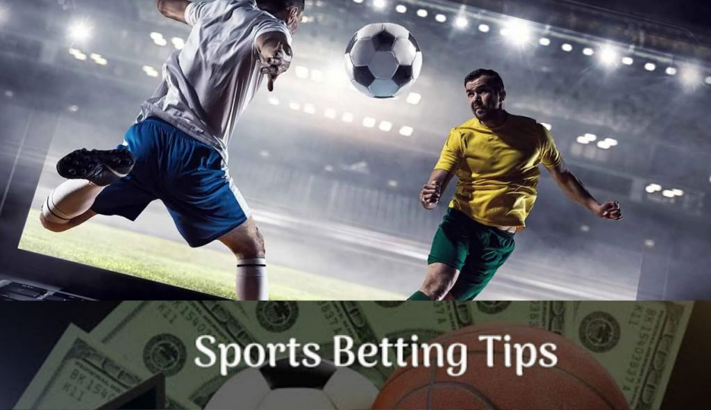 Sports betting tips to follow